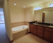Master Bath with Whirlpool
