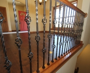 Staircase Iron Rod Spindles