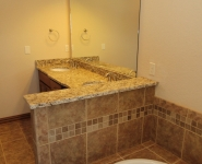 Master Bath and Whirlpool