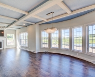 Streamline View of Dinette and Living Space