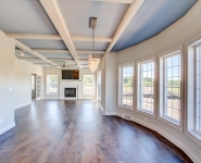 View from Dinette into Living Space