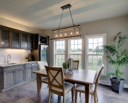 Dinette with Wine Cooler